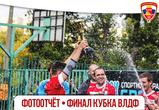 Финал Кубка ВЛДФ