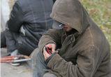 В воронежском парке бомж избил и ограбил бродягу