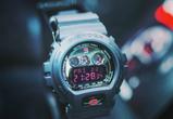 В России прошла презентация часов Casio G-Shock x Eminem