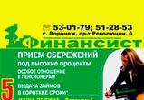 Опыт воронежского «Финансиста» не пригодился ростовскому «Инвестору»