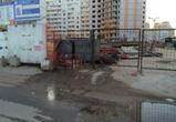 Компания ДСК безнаказанно заливает нечистотами жителей микрорайона Дубрава
