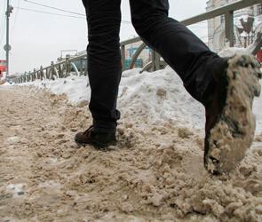 Правильный уход за обувью зимой