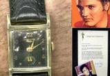 На российской выставке Hamilton представлены часы Элвиса Пресли
