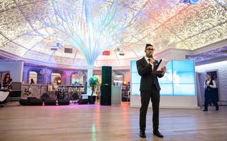 Открытие «Ball Room» - нового зала ресторана «Artist»