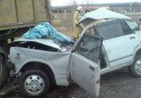 "На трассе М-4 ""Дон"" в столкновении ВАЗа и КАМАЗа пострадал водитель"