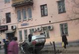 В крупном ДТП в Воронеже перевернулась иномарка (ФОТО и ВИДЕО)