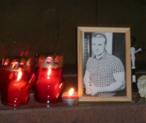 Акция скорби в память о Дмитрие Кривошееве собрала более 200 сочувствующих ФОТО