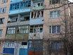 """Будни Новороссии: руины  Кировска после обстрела украинскими """"Градами"""" 120323"""