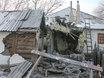"""Будни Новороссии: руины  Кировска после обстрела украинскими """"Градами"""" 120340"""