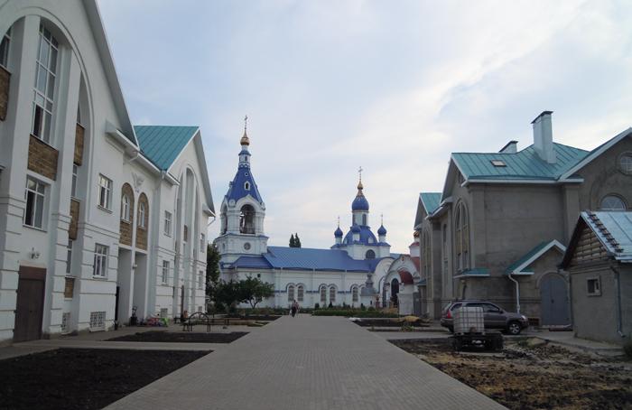 Владимир Путин встретил Рождество  в селе Отрадное под Воронежем
