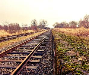 Железную дорогу в обход Украины планируют построить к 2018 году
