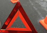 10 машин столкнулись на эстакаде Северного моста в Воронеже