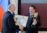 Губернатор Алексей Гордеев наградил воронежских инноваторов