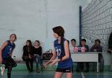 Девчонки рвутся в бой - турнир по волейболу
