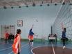 Девчонки рвутся в бой - турнир по волейболу 122506