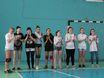 Девчонки рвутся в бой - турнир по волейболу 122509