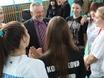 Девчонки рвутся в бой - турнир по волейболу 122603