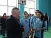 Девчонки рвутся в бой - турнир по волейболу 122611