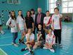 Девчонки рвутся в бой - турнир по волейболу 122617