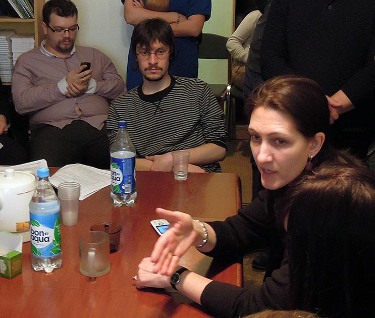 6,5 млн рублей потеряли бы журналисты в 2014 г, если бы не Центр защиты прав СМИ