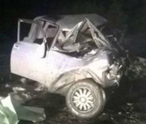 Три человека погибли в лобовом столкновении ВАЗа и Киа под Лисками (ФОТО)
