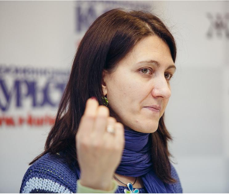 Галина Арапова выдвинута на международную премию ПАСЕ имени Вацлава Гавела