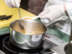 Проект «Душевная кухня»: мастер-класс шеф-повара Айка Вейшторта 124725