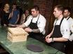 Проект «Душевная кухня»: мастер-класс шеф-повара Айка Вейшторта 124733