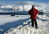 Человек на дрейфующей льдине: интервью с воронежским полярником