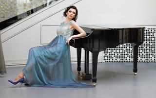 «Мисс-36on» - фотосессия победительницы конкурса Александры Поповой