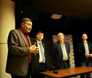 Воронежских журналистов наградили за высокие моральные качества