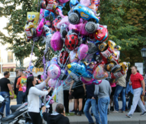 1 Мая 2015 в Воронеже