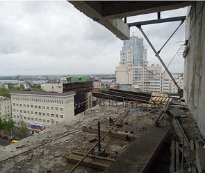 Воронежская полиция бессильна перед строителями Marriott