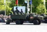 Парад в Воронеже в честь 70-летия Победы в Великой Отечественной войне