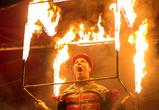 В Воронеже на 9 мая зажглись «Огни Победы»
