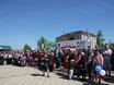 Компания «Вит-Строй» поздравила жителей Ямного с 70-летием Победы 127149