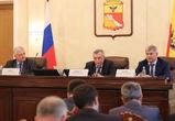Руководители промышленных предприятий Воронежа отчитались об итогах работы