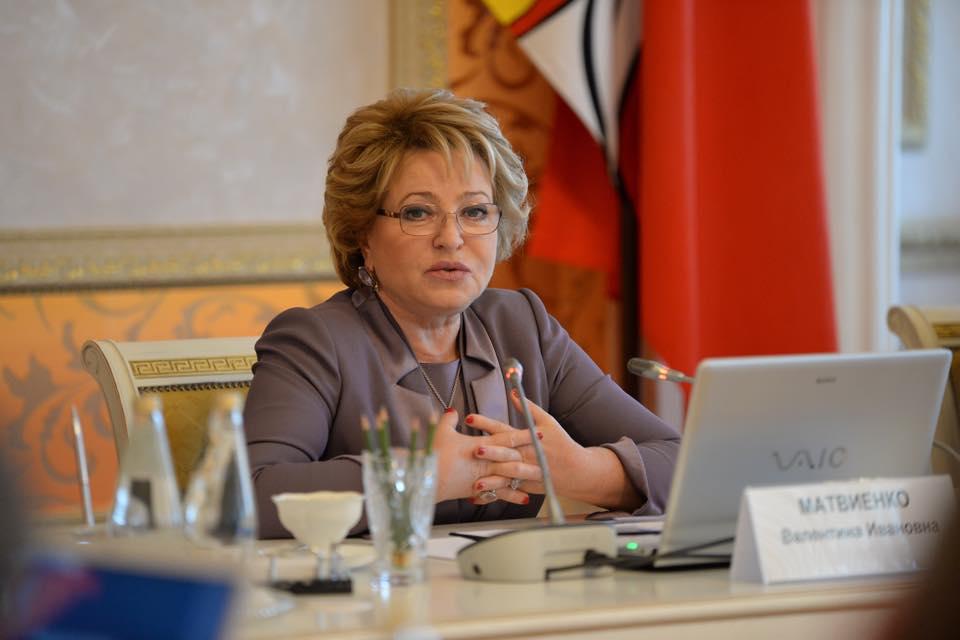 Валентина Матвиенко в Воронеже: «Импортозамещение надо делать в мозгах»
