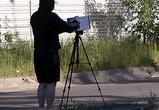 В Воронеже появились камеры фиксации скорости, сделанные из обувных коробок