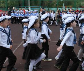 Конкурс-смотр строя и песни памяти Андрей Чуносова 2015