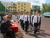 Конкурс-смотр строя и песни памяти Андрей Чуносова 2015 128672