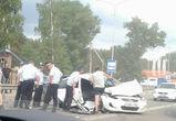 В тройном ДТП в Подклетном пострадали четыре человека (ФОТО, ВИДЕО)