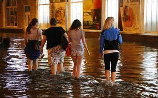 Как воронежцы пережили наводнение