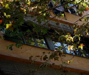 В Советском районе парень выпал из окна на глазах у жильцов дома