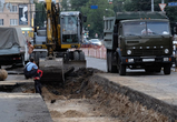 Ремонт теплотрассы на улице Кирова в этом году могут не закончить