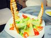 Первый Гастрономический десант в ресторане «Фарфор»  130028