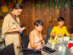 Первый Гастрономический десант в ресторане «Фарфор»  130033