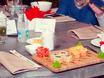 Первый Гастрономический десант в ресторане «Фарфор»  130039