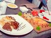 Первый Гастрономический десант в ресторане «Фарфор»  130057
