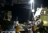 В Лискинском районе трактор столкнулся с грузовым поездом (ФОТО)